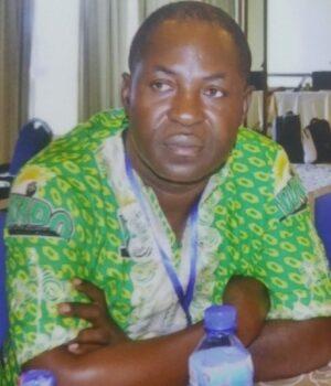 David Bagonluri Paapa