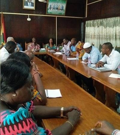 <h2>Peasant Farmers Association of Ghana</h2>